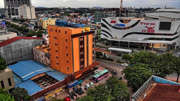 Sovrano Hotel Batam Batam