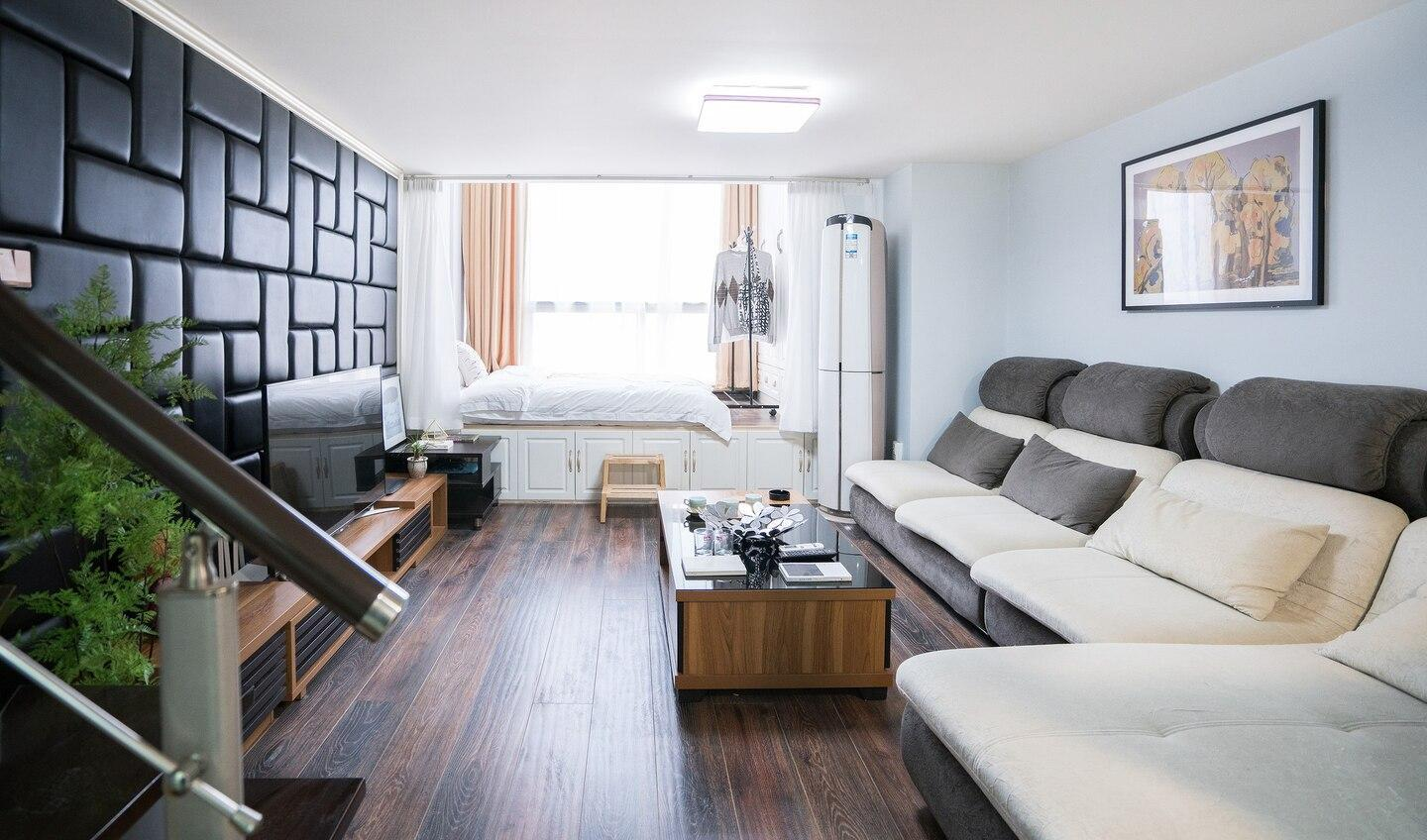 Xinjiekou High End Design Family Apartment