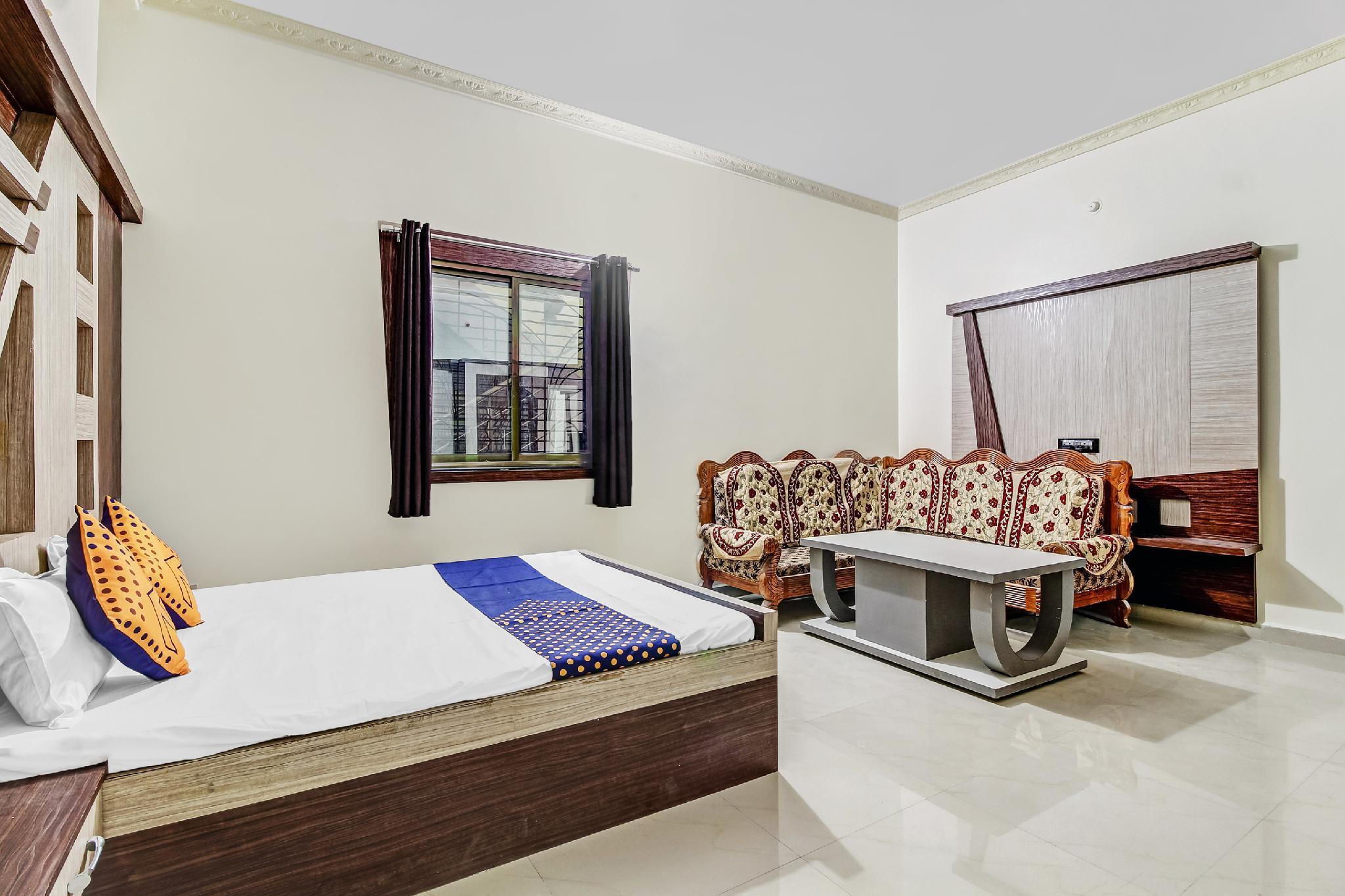 SPOT ON 61569 Triveni Restaurant Resort And Bar