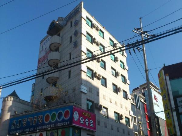 Oslo Hotel Hwagok Seoul
