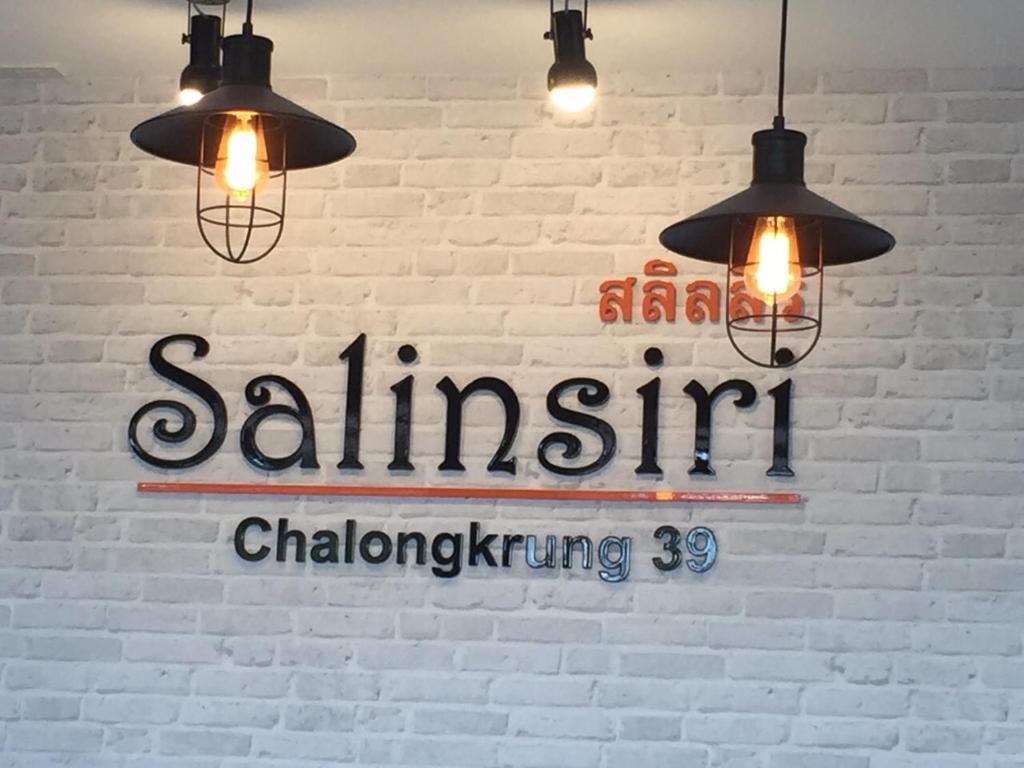 Salinsiri At Ladkrabang