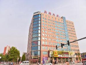 Om GreenTree Inn HeBei BaoDing XiongXian Government XiongZhou Road Express Hotel (GreenTree Inn HeBei BaoDing XiongXian Government XiongZhou Road Express Hotel )