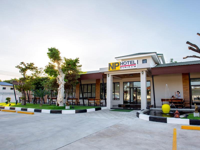 NP Hotel Buriram (SHA Certified)