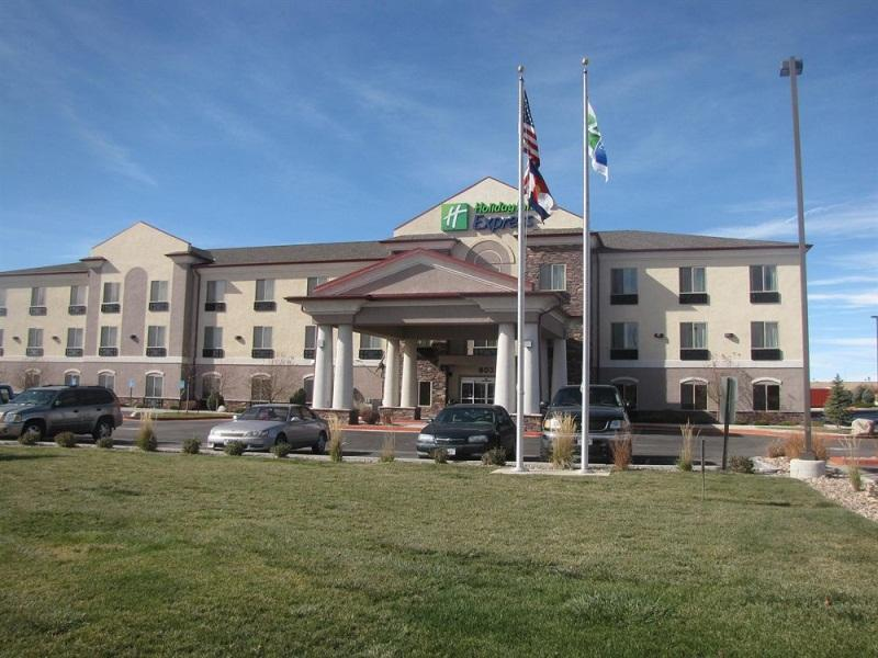 Holiday Inn Express Hotel And Suites Limon I 70 Exit 359