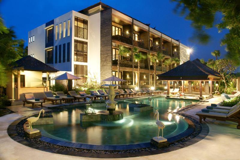 The Seminyak Beach Resort Hotel