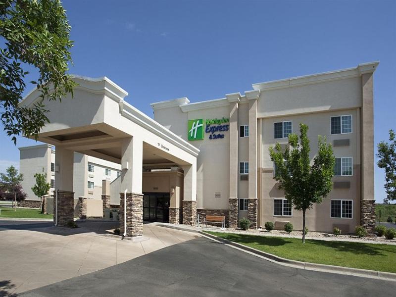 Holiday Inn Express Wheat Ridge Denver West Hotel