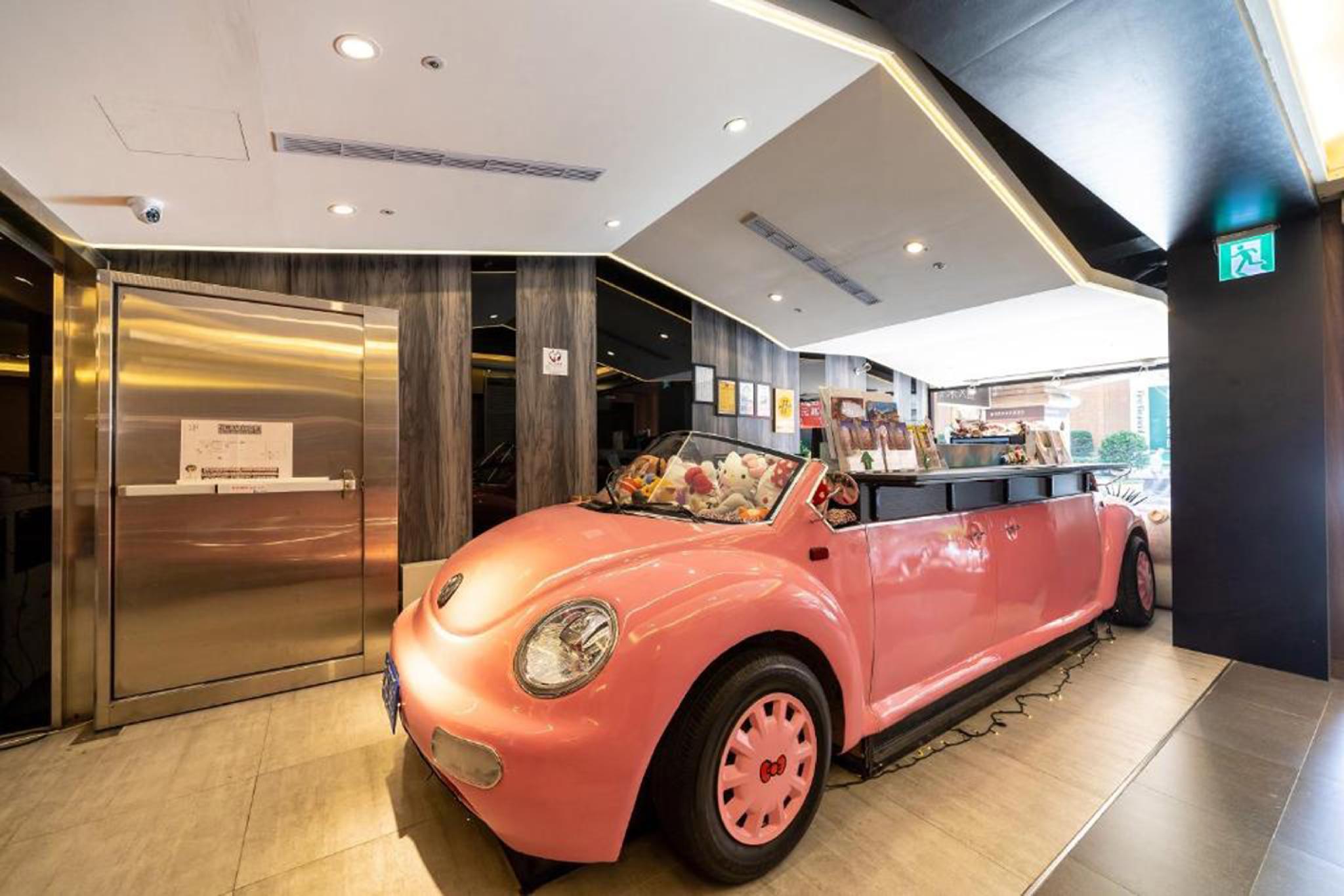 Ximen Hedo Hotel Kaifeng Taipei