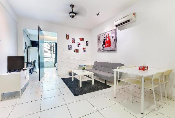 JK home@ AustinHeights 1BR FreeWIFi near AEON IKEA Johor Bahru