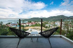 Ocean Views only 400 meters to Kamala Beach อพาร์ตเมนต์ 1 ห้องนอน 1 ห้องน้ำส่วนตัว ขนาด 44 ตร.ม. – กมลา