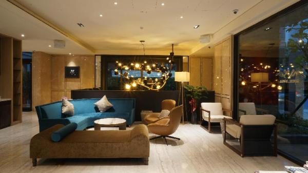 Hotel Mvsa+Michelin 2 Starred Molino de Urdaniz Taipei
