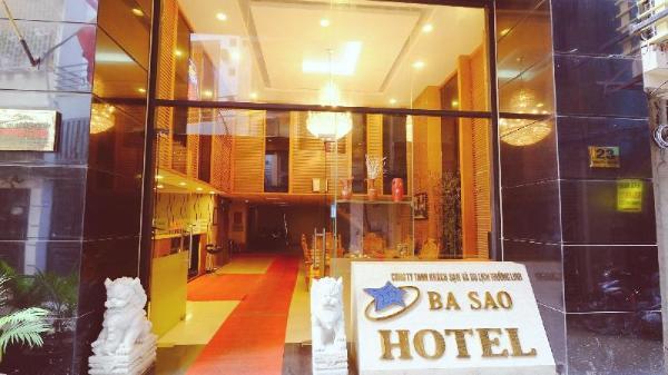 Ba Sao Hotel Hanoi