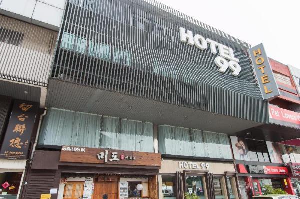 Hotel 99 Ss2 Kuala Lumpur