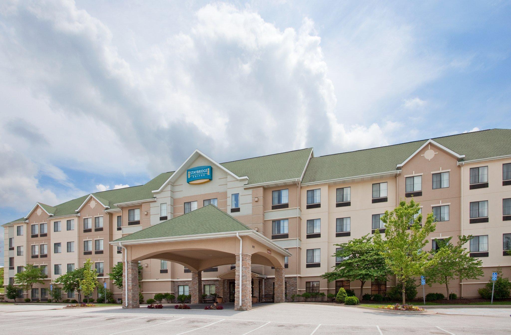 Staybridge Suites Columbia Highway 63 And I 70