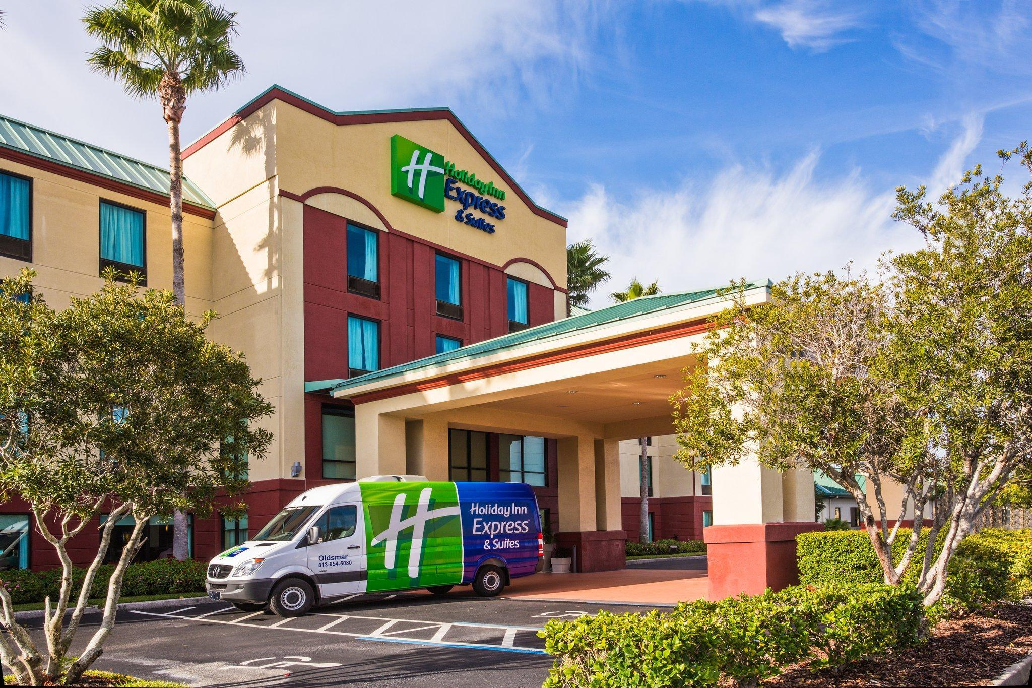 Holiday Inn Express Hotel And Suites Tampa Oldsmar