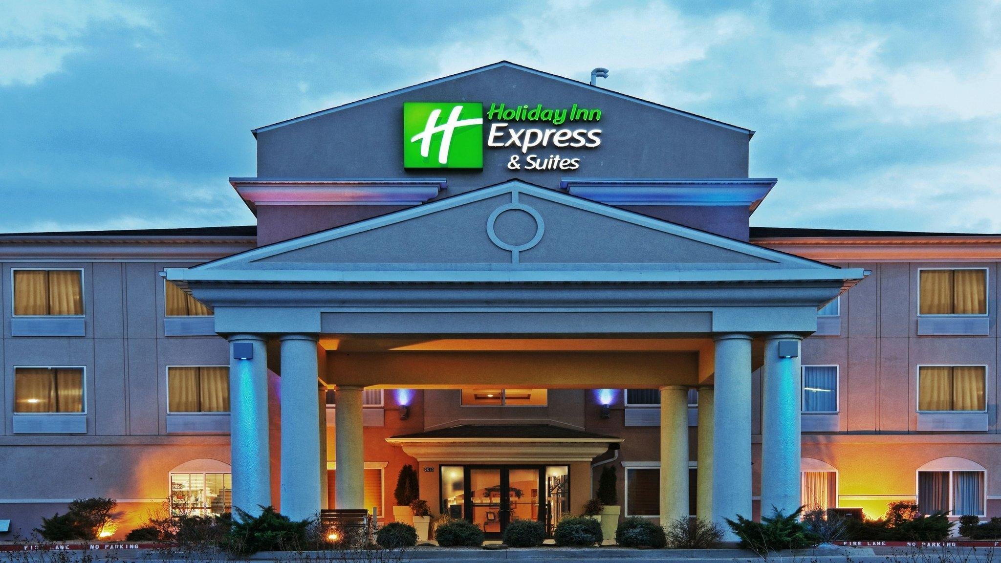 Holiday Inn Express Hotel And Suites Chickasha