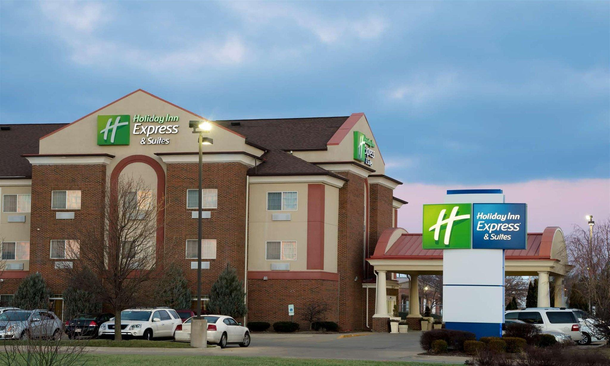 Holiday Inn Express Hotel And Suites Danville