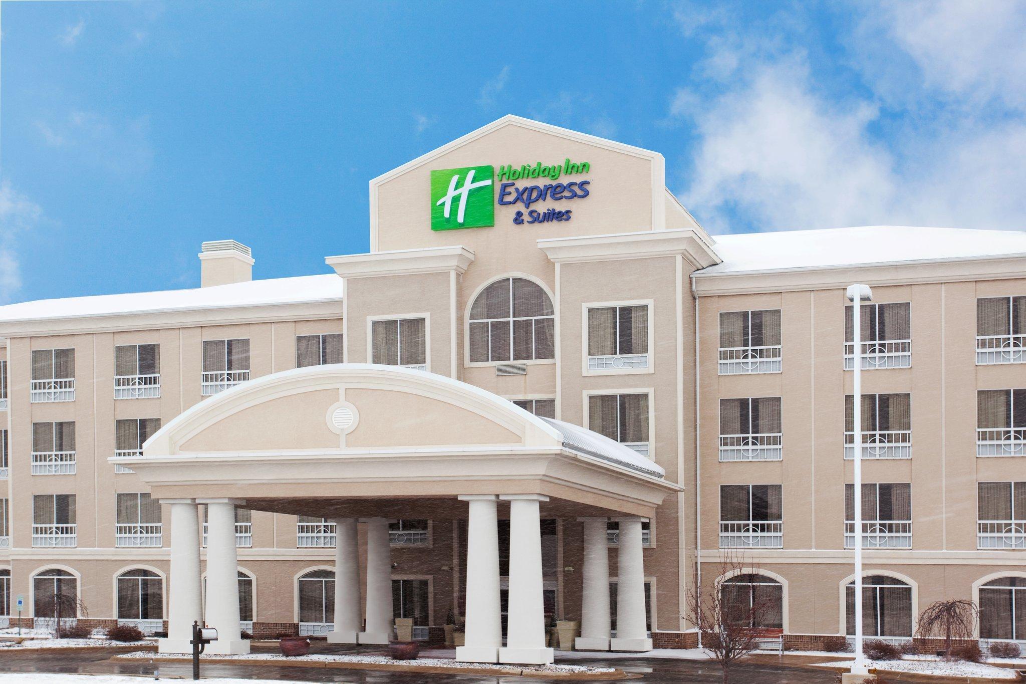 Holiday Inn Express Rockford Loves Park