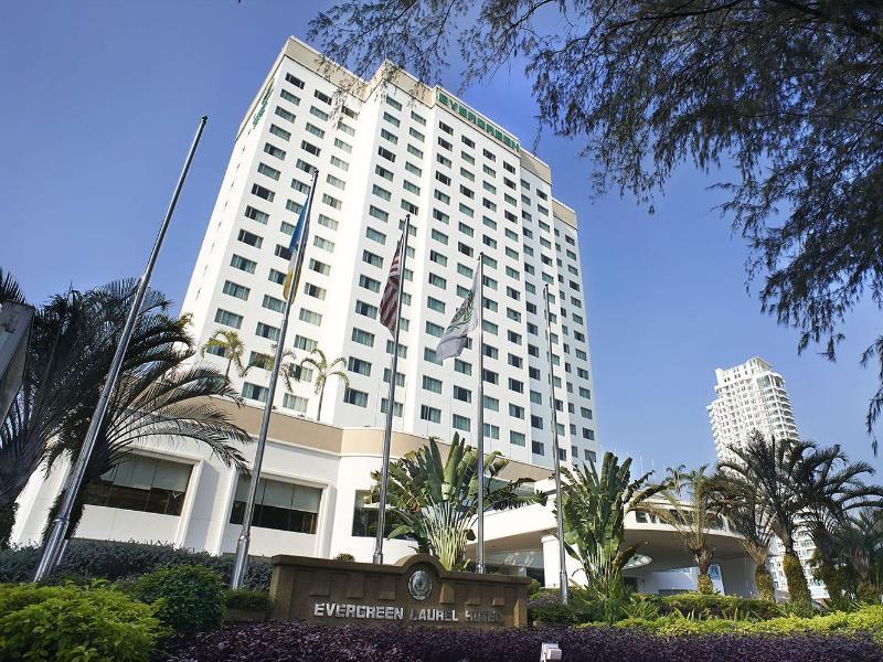 Evergreen Laurel Hotel Georgetown in Malaysia