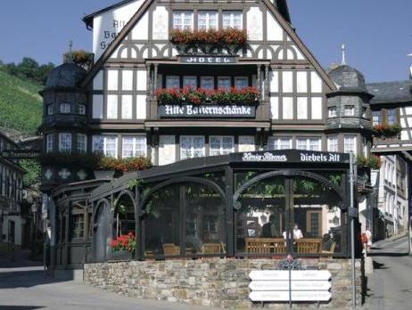 AKZENT Hotel Berg's Alte Bauernschanke  Wellness Und Wein