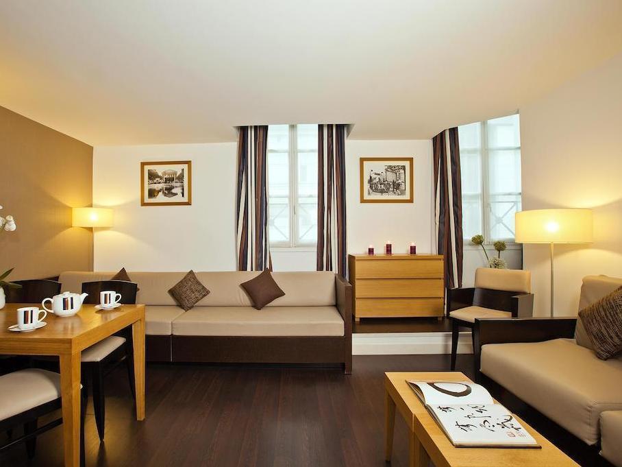 Residhome Appart Hotel Paris Opera