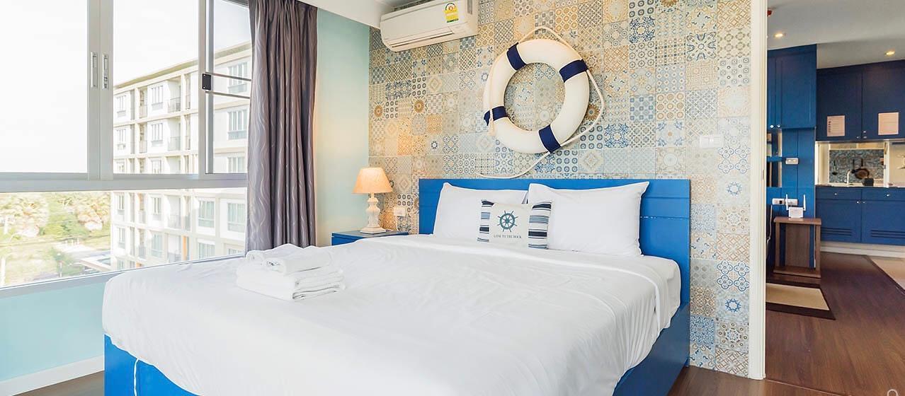 Baan Imm Aim 2 Bedrooms Sea ViewandMountain View