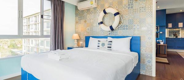 Baan Imm Aim 2 Bedrooms Sea View&Mountain View Hua Hin