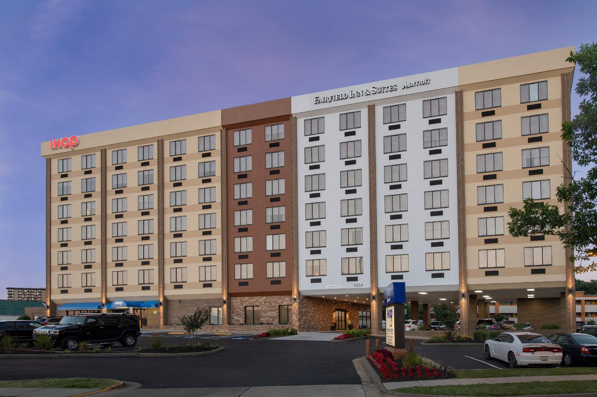 Fairfield Inn And Suites Alexandria West   Mark Center