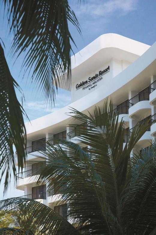 Golden Sands Resort by Shangri-La Penang