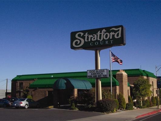 Cedar City Ut Stratford Court Hotel In United States North America