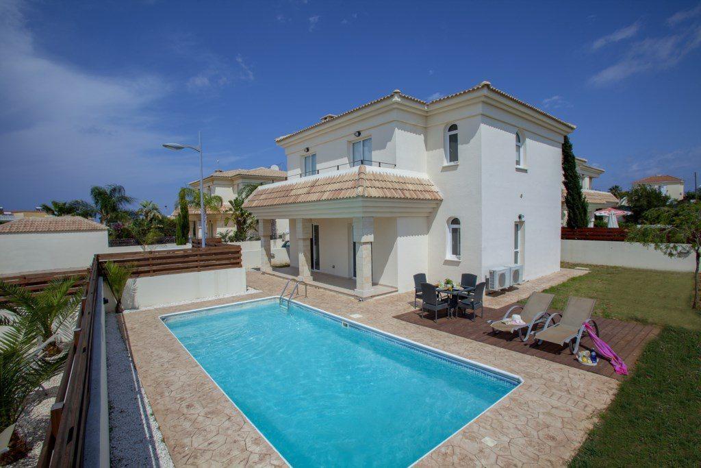 Renting This 5 Star Villa Close To Malama Beach Protaras Villa 58