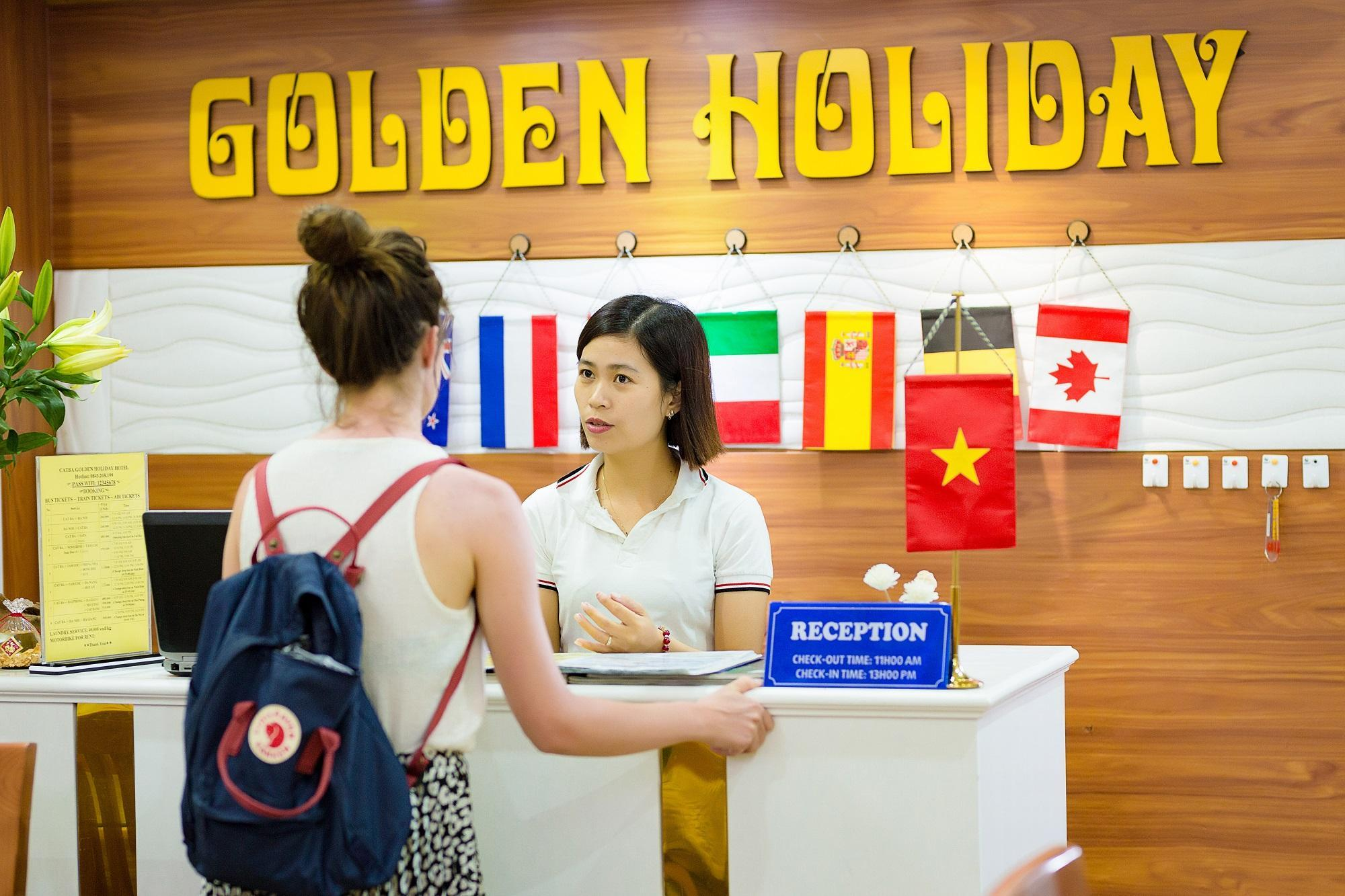 CB Golden Holiday Hotel