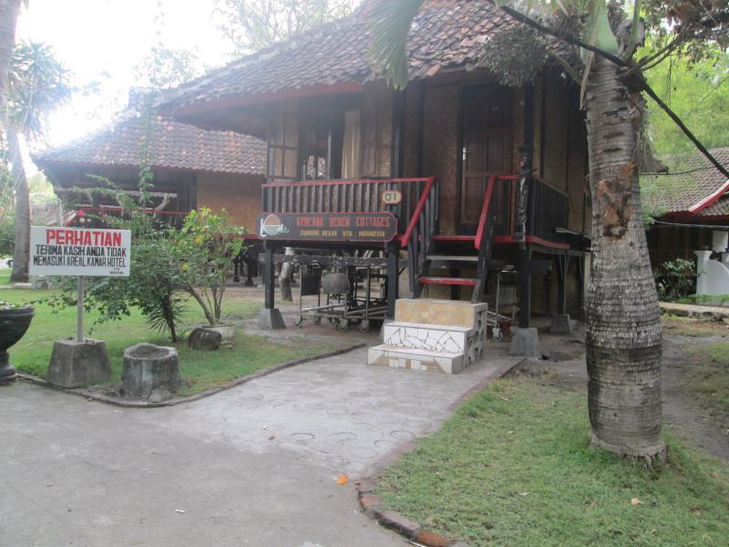 Kencana Beach Cottage