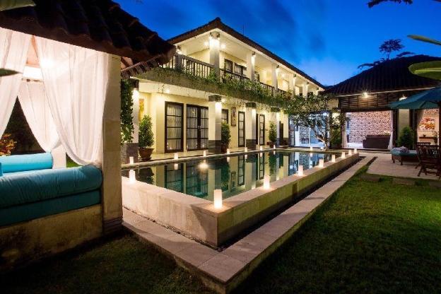 4BDR Seminyak Excellent Villa
