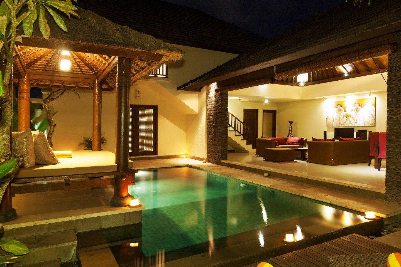 2 Bedroom Private Luxury Villa  9