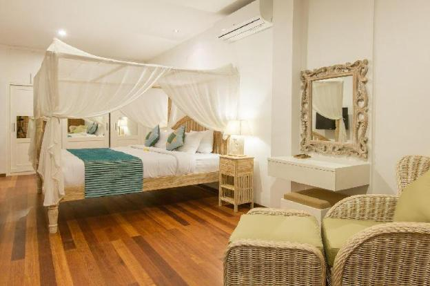 2-bedroom Canggu Corner Villa