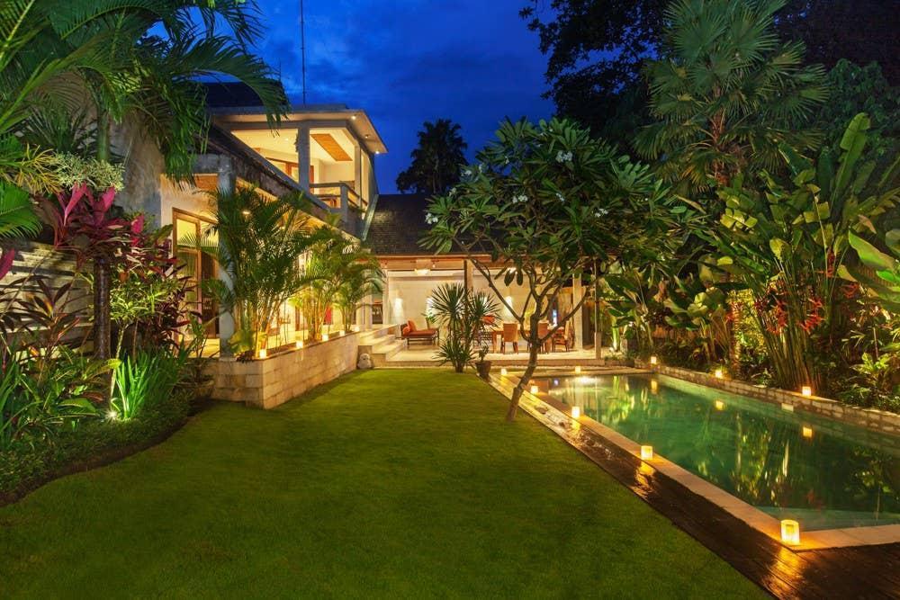 3 Bed Tropical Hideaway  13