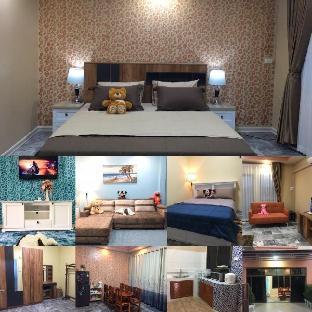 [コンケーンショッピングセンター周辺]一軒家(75m2)| 2ベッドルーム/2バスルーム House for rent /day @ Sai Fon 2 Village Khon Kaen