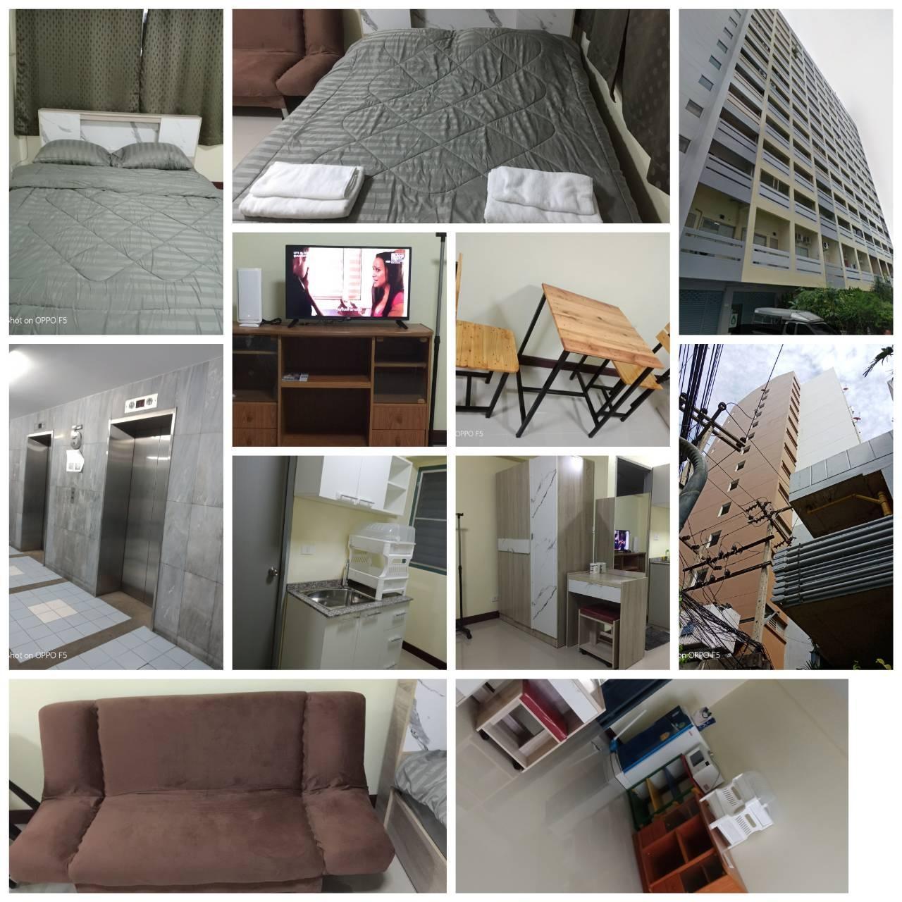 Sookjai อพาร์ตเมนต์ 1 ห้องนอน 1 ห้องน้ำส่วนตัว ขนาด 32 ตร.ม. – สุขุมวิท