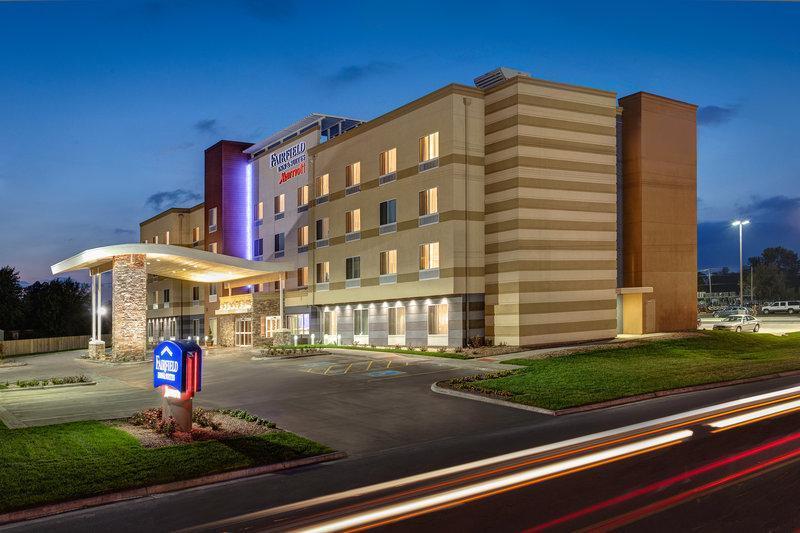 Fairfield Inn Suites Tulsa Catoosa
