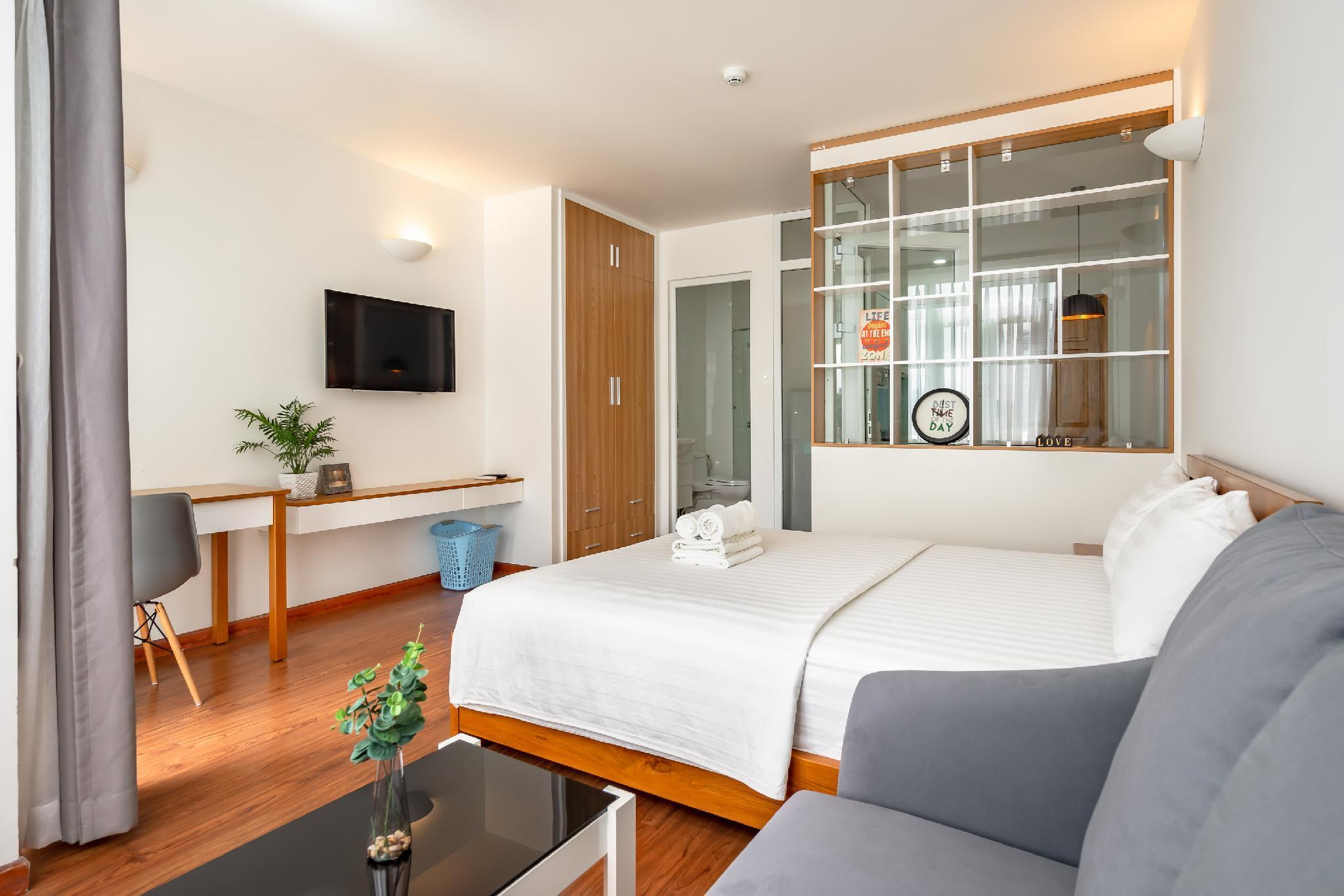 Saigon One Serviced Apartment