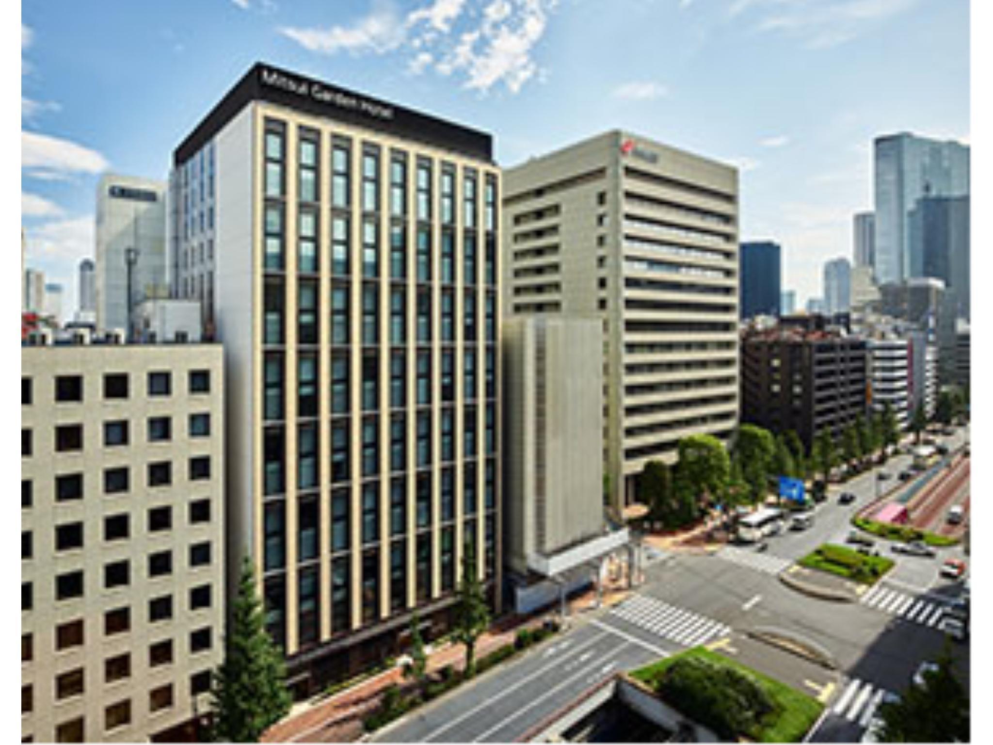 Mitsui Garden Hotel Ginza Gochome