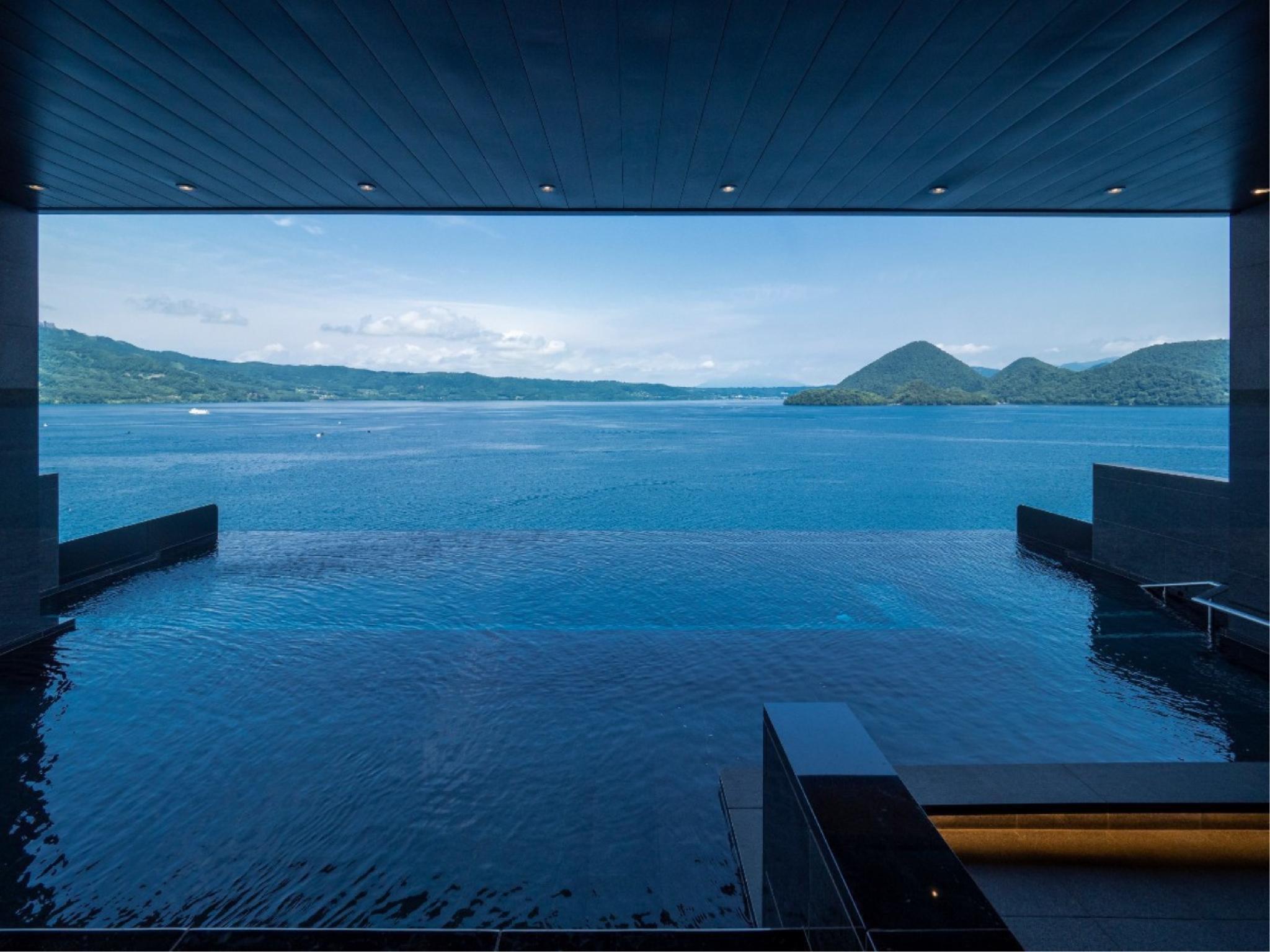 The Lake Suite Ko No Sumika  Toya Sun Palace Resort And Spa Annex
