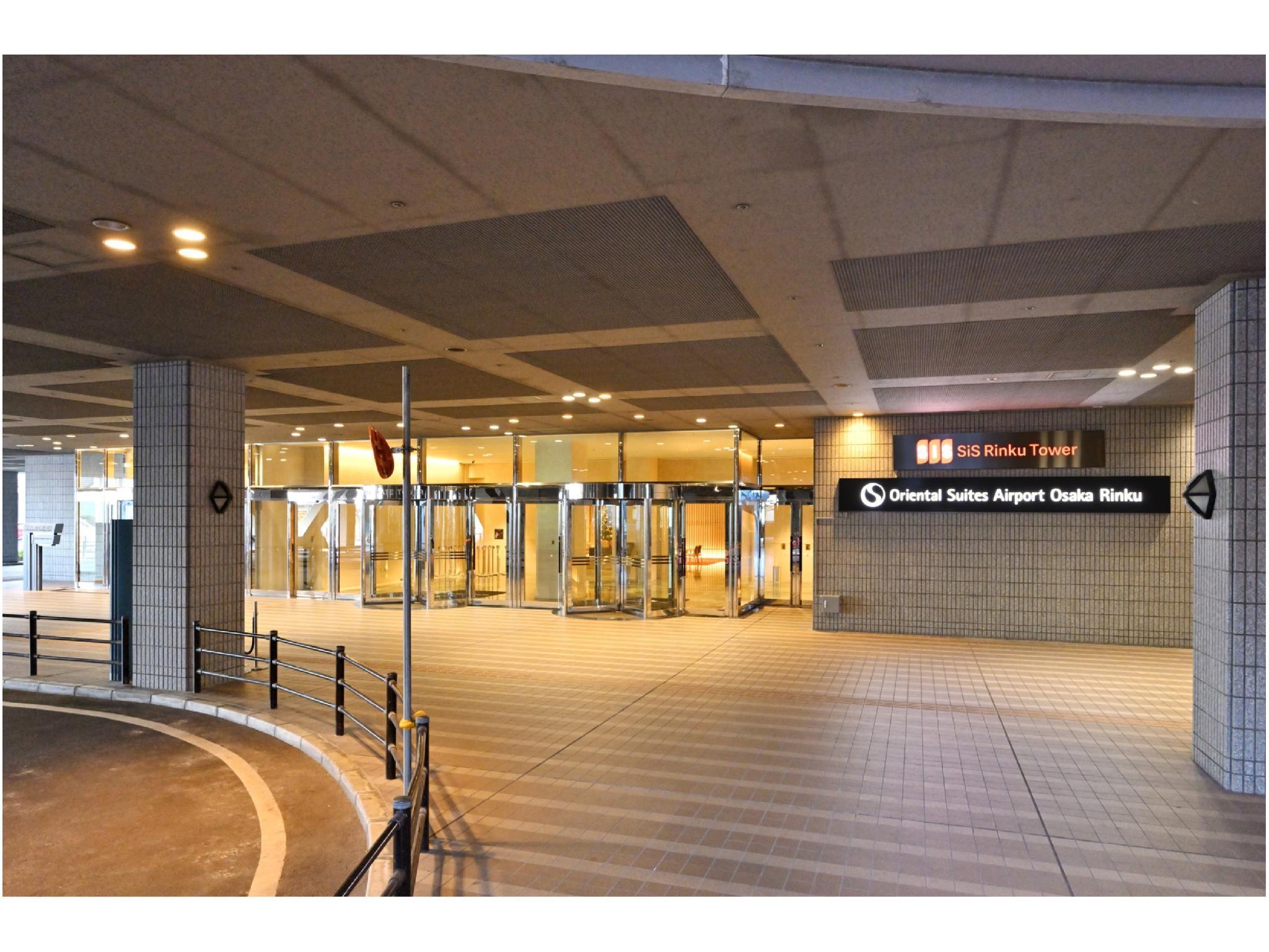 Oriental Suites Airport Osaka Rinku