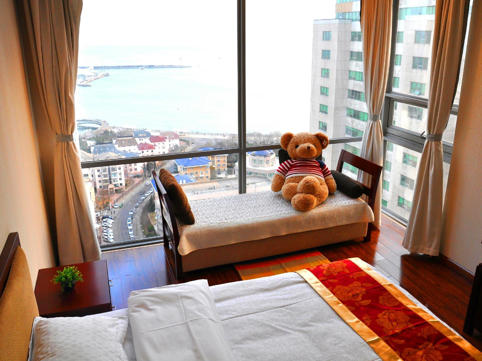 Qingdao Jinshan We Holiday Apartment Olympic Sailing Center