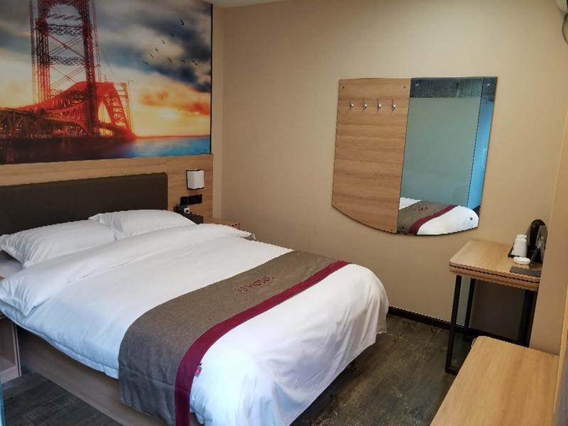 Thank Inn Hotel Jiangsu Suzhou Zhangjiagang City Dongdu