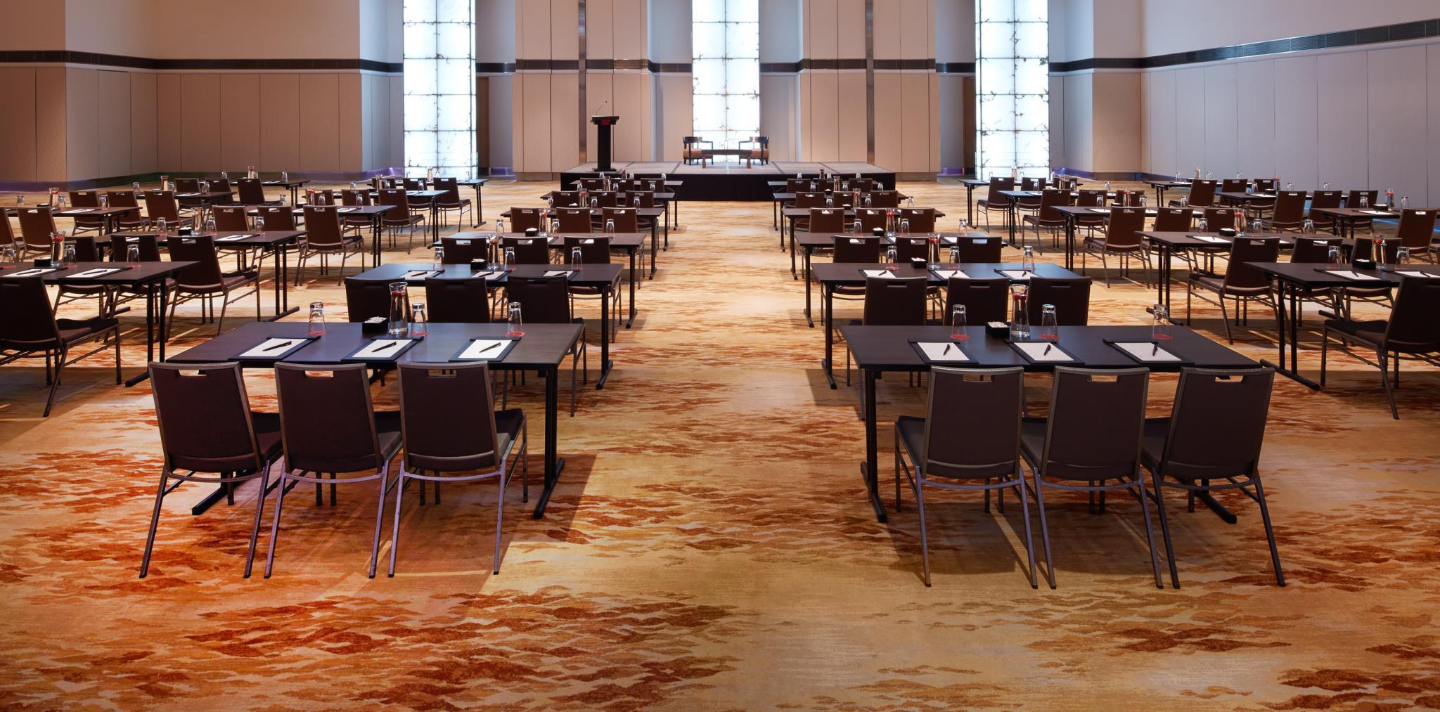 Singapore Marriott Tang Plaza Hotel 5