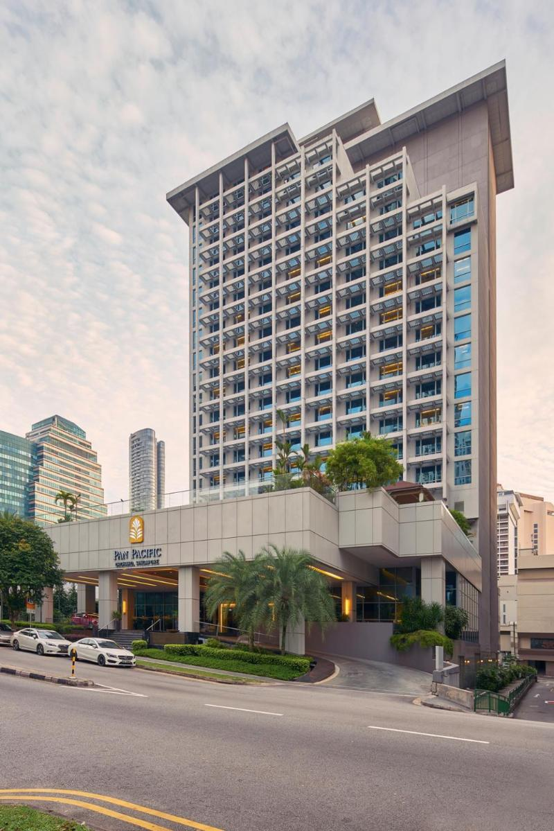 Pan pacific orchard singapore singapore overview - Pan pacific orchard swimming pool ...