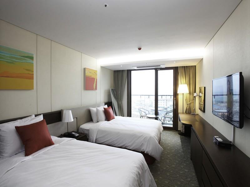 濟州咸德華美達飯店