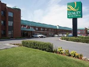 Quality Inn and Suites PE Trudeau Airport Montreal