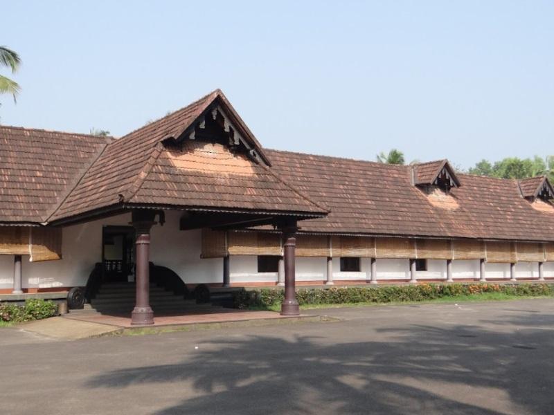 Travancore Palace